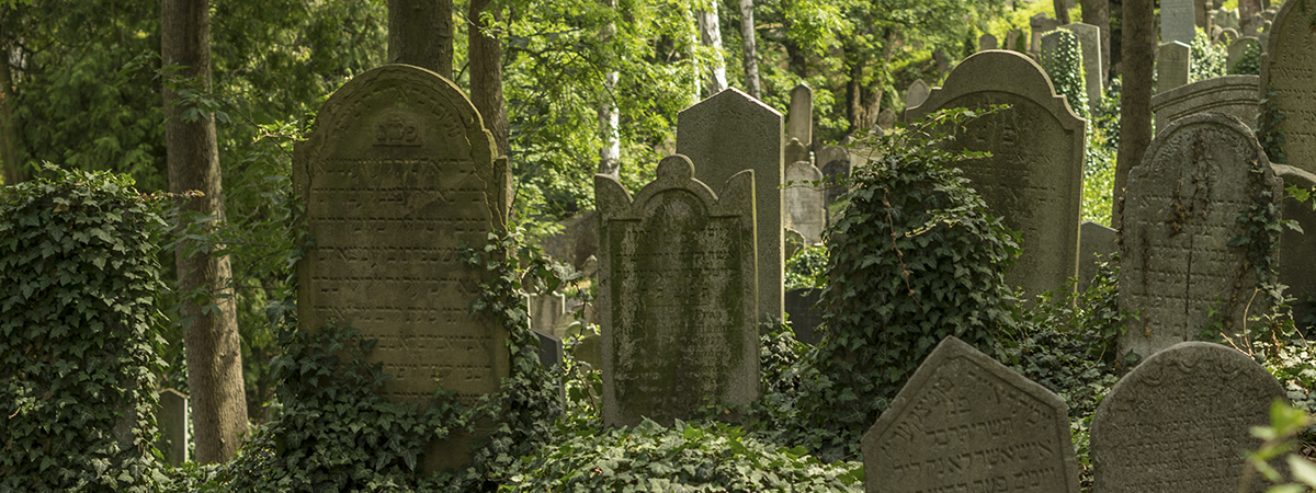 UNESCO Heritage Site: Jewish Cemetery